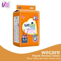 WECARE Adult Diapers Popok Dewasa Unisex XL8