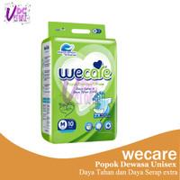 Wecare Adult Diapers M10 - Popok Dewasa Unisex