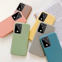 Samsung S20 Ultra Premium Soft Silicon Rubber TPU Cover Case
