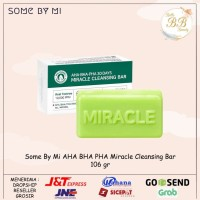 SOME BY MI AHA BHA PHA 30 Days Miracle Cleansing Bar 106 gr