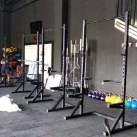 Alat Fitnes SQUAT STAND / SQUAD RACK