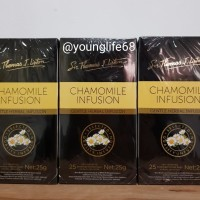 Lipton chamomile infusion tea