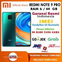 Xiaomi Note 9 Pro 6GB 64GB - Garansi RESMI