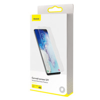 Baseus 0.25mm Curved Tempered Glass for Samsung S20 S20 Plus S20 Ultra - S20 Plus