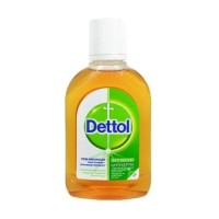 Dettol Antiseptik Cair Anti Virus (245ML) Original BPOM 100%