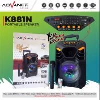 Speaker Meeting Portable Advance K881N 8Inc