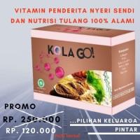 Obat Nyeri Sendi KOLAGO Nutrisi Tulang Ampuh Vitamin Kaya Protein ASLI