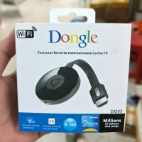 Google Chromecast G2 HDMI TV Streaming Media Player Original.