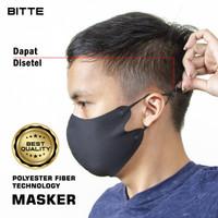 Masker Bitte Masker Non Medis Masker Kain