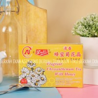 Crysanthemum Tea With Honey / Teh Kembang Bunga Putih Dengan Madu