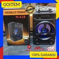 Speaker bluetooth JBL mega bass speaker m408