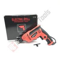 BONCHI MT606 Mesin Bor 10 mm Besi Kayu - Electric Drill Listrik