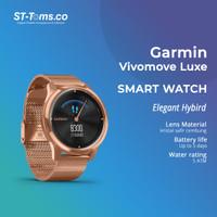Garmin Vivomove Luxe / Vivo Move Luxe Milanese Premium - Rose Gold