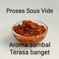 Fajarasa Sambal Bajak uleg resep tradisional