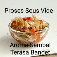 Fajarasa Sambal Matah resep tradisional