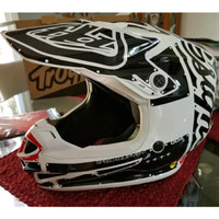 TLD SE4 Polyacrylite Helm Enduro Offroad Cross Trail Original Troy Lee