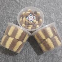 Kue Kering Kue Semprit Coklat Susu Keju enakkkkkkk Renyah Gaesssss