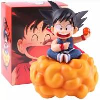 Anime Dragon Ball Z Figure Goku kid Cloud Kintoun