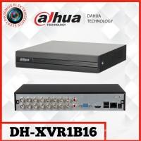 Dvr Dahua 16 Channel Pentabrid XVR1B16 Original Garansi 2 Tahua