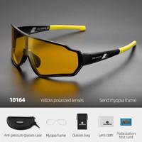 ORIGINAL Kacamata sepeda ROCKBROS lensa Photochromic Polarized