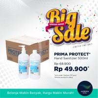 [BIG SALE] PRIMA Protect+ Hand Sanitizer 500ml (20pcs)