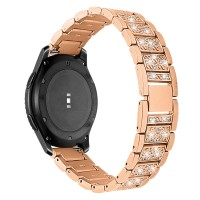 Strap Stainless Steel untuk Samsung Gear S3 Classic / Frontier 22mm