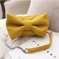 READY STOK JT8608-yellow Tas Slingbag Wanita Stylish Motif Pita
