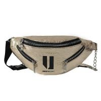 READY STOK JT119-gold Tas Waistbag Wanita Lucu Kekinian Import