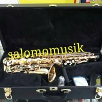 Alto Saxophone Gold Chateau CAS 21 CVL