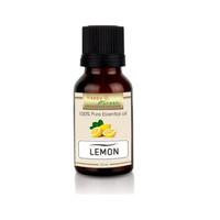 Happy Green Lemon Essential Oil 10ml - Minyak Atsiri Jeruk Lemon 10 ml