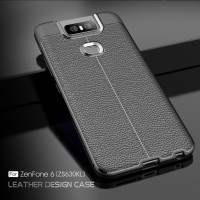 ASUS Zenfone 6 ZS630KL Soft Silicone Shockproof Slim Matte Casing Thi