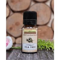 NEW HAPPY GREEN - TEA TREE ESSENTIAL OIL 10ML Laris