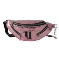 READY STOK JT119-pink Tas Waistbag Wanita Lucu Kekinian Import