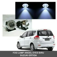 Foglamp Angel Eyes Ring Warna Biru Ertiga Universal