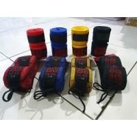 Hand Wrap / Handwrap / Bandage Boxing MMA Muay Thai BUSHIDO Murah