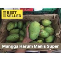 Mangga Harum Manis 1kg / Buah Mangga / Mango / Buah Mangga Arum Manis