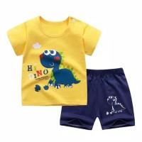 Pakaian santai / setelan anak / baju harian / kualitas import / kartun