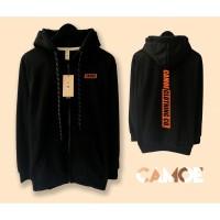 Jaket Camoe Premium Printed Clothing Co Zipped Hoodie