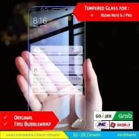 Tempered Glass CAFELE Xiaomi Redmi Note 6 Pro Clear HD Original