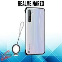 Case Realme Narzo Borderless Slim Fit Premim Hardcase