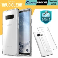 Case Samsung Note 8 i-Blason Halo Clear Casing Cover Original