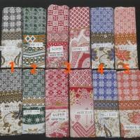 Taplak meja tamu batik