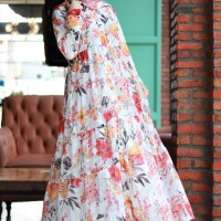 maxi outer cardigan 2in1