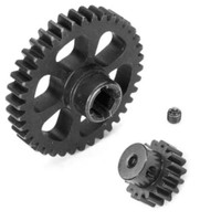 pinion+spur gear vortex