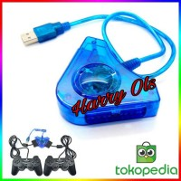 CONVERTER USB TO STICK PLAYSTATION PS II / USB TO PS2