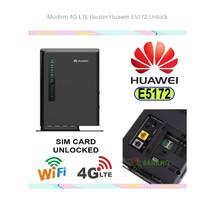 Modem 4G LTE Router Huawei E5172 Unlock