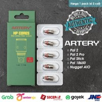 Artery HP Cores Pal 2 Pro Nugget AIO 1.4 ohm Coil Authentic
