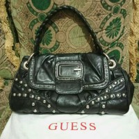 SALE..Guess Bag Full Leather preloved