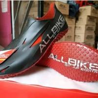 Sepatu Sepeda Motor ALL Bike 2 Hujan ALLBIKE 2 Karet PVC Ap Boots