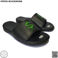 STEXEL BLACKSHARK Sandal Pria Casual Premium Original Ukuran Besar